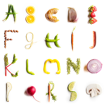 Last Name Letters Photography