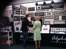 Prince Charles & Camilla came to see Alphabet Photography