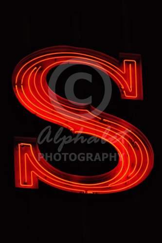 letter s s039 alphabet photography