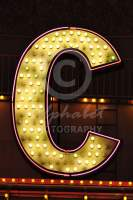 Alphabet Photography Letter C