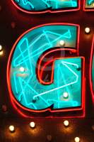 Alphabet Photography Letter G