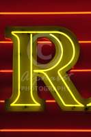 Alphabet Photography Letter R