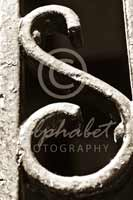 Alphabet Photography Letter S